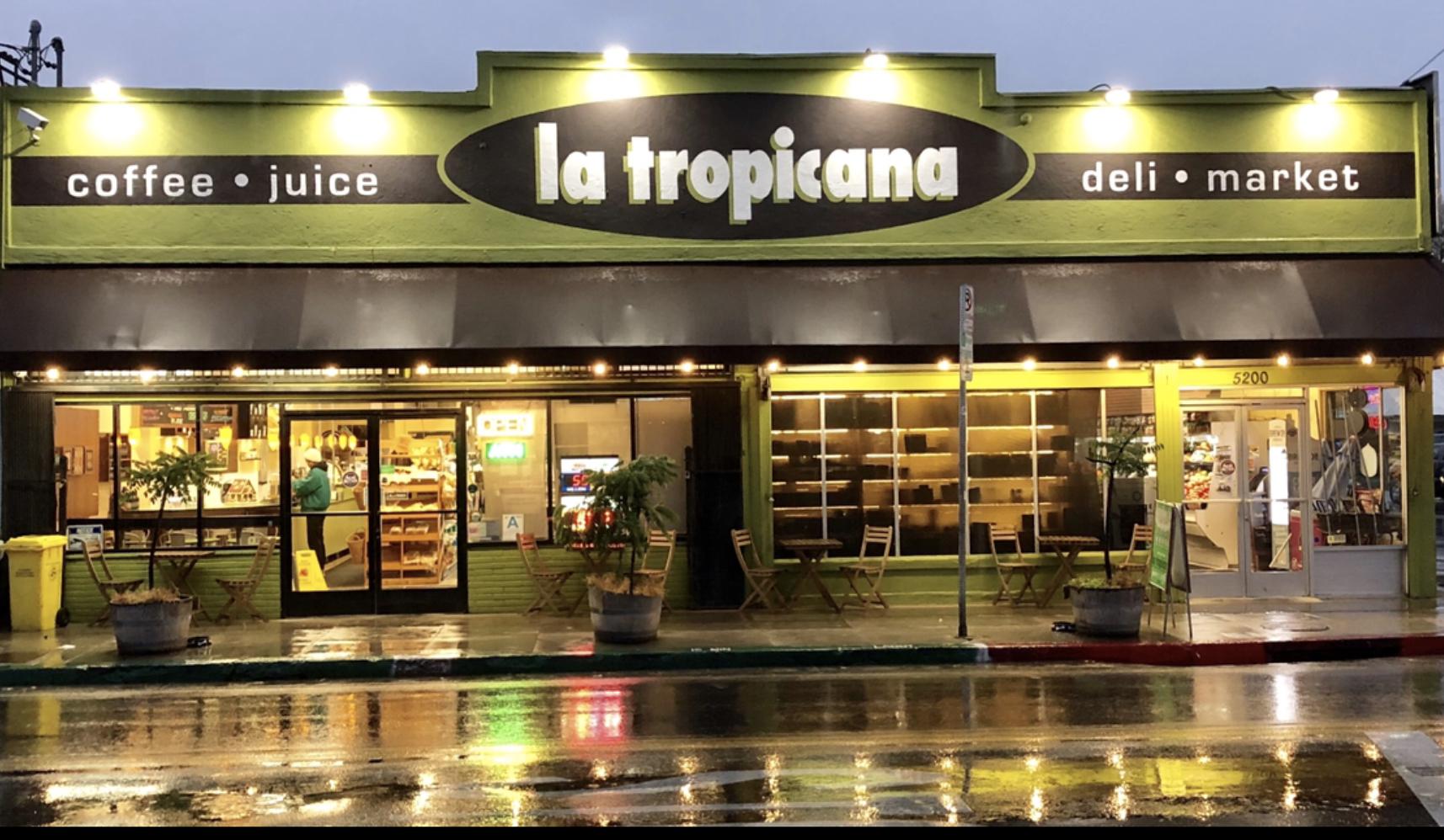 La Tropicana Market
